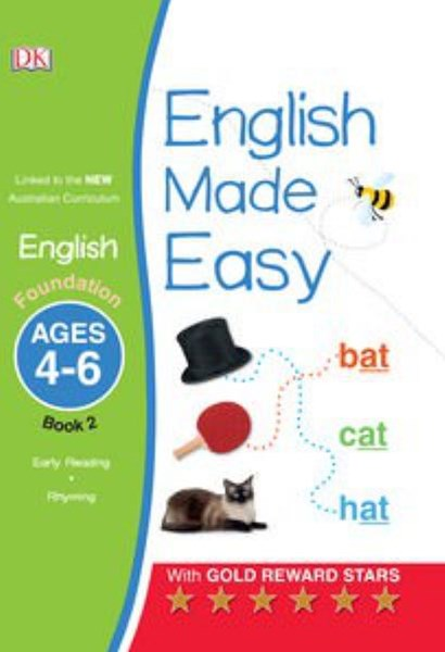 English Made Easy: Foundation Book 2