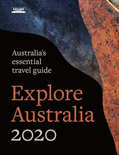 Explore Australia 2020 by  (9781741176643) - HardCover - Travel Travel Guides