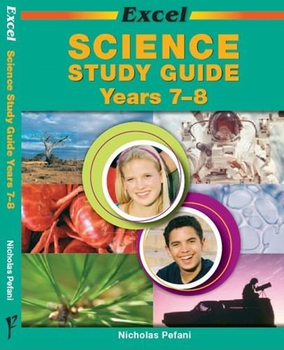 Excel Science Study Guide Years 7GÇô8