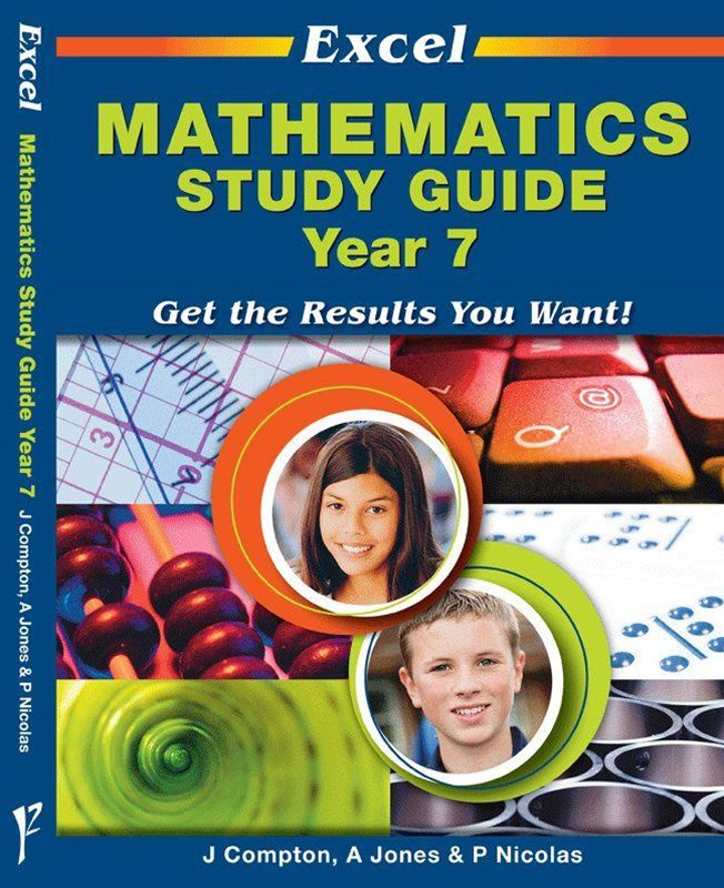 Excel Mathematics Study Guide Year 7