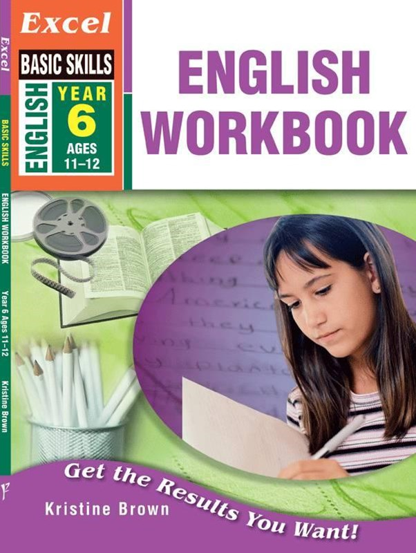 Excel Basic Skills: English Workbook Year 6