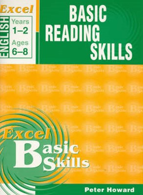 Excel Basic Skills Workbooks: Basic Reading Skills Years 1GÇô2