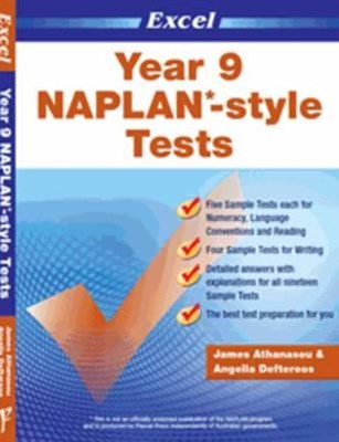 Excel NAPLAN-style Tests Year 9