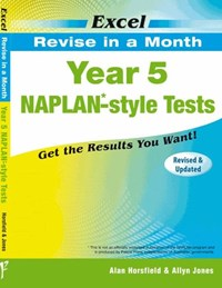 Excel Revise in a Month NAPLAN-style Tests Year 5