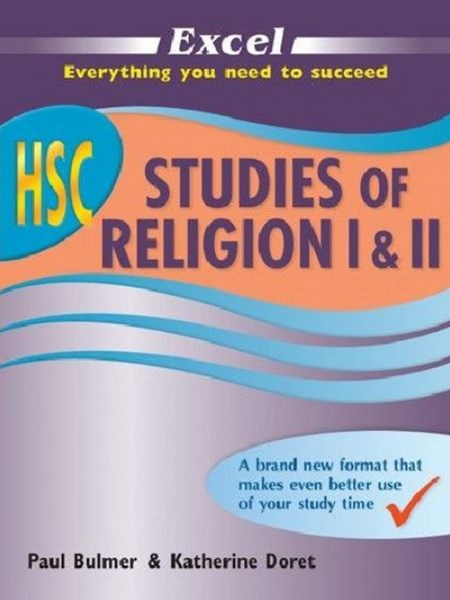 Excel Study Guide: HSC Studies of Religion I & II Year 12