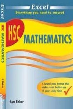 Excel Study Guide: HSC Mathematics (with HSC cards) Year 12