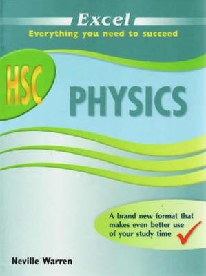 Excel Study Guide: HSC Physics Year 12