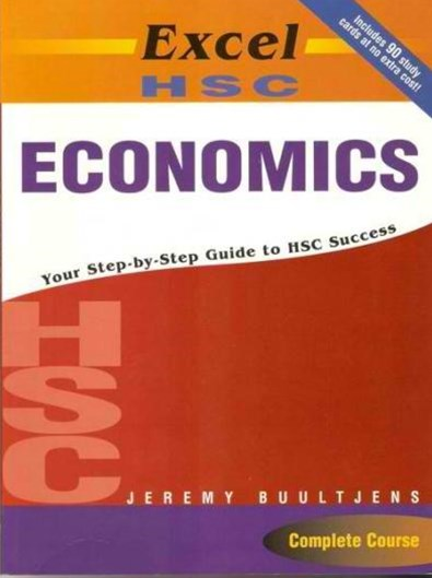 Excel Study Guide: HSC Economics (with HSC cards) Year 12