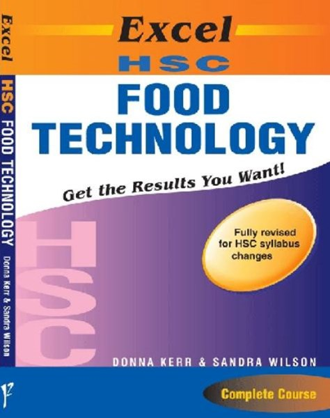 Excel Study Guide: HSC Food Technology (with HSC cards) Year 12