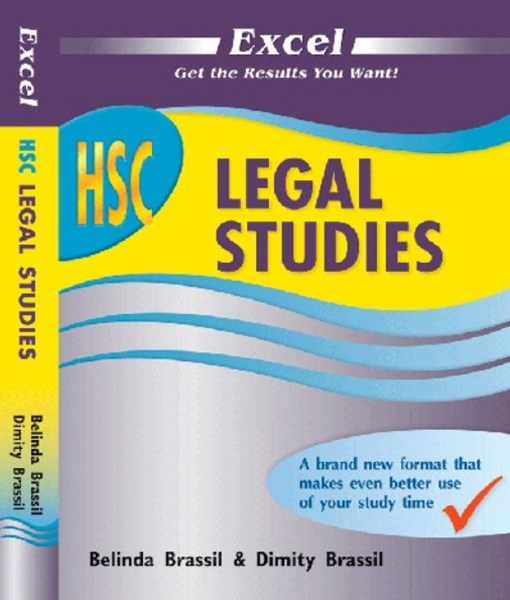 Excel Study Guide: HSC Legal Studies Year 12