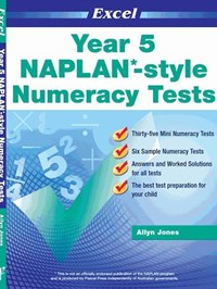 Excel NAPLAN-style Numeracy Tests Year 5