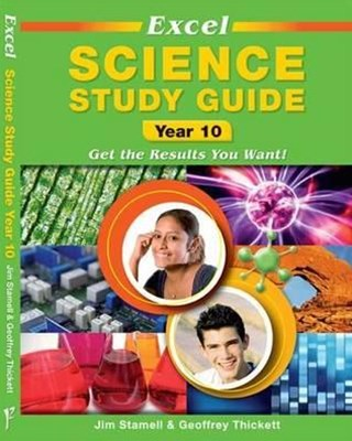Excel Science Study Guide Year 10