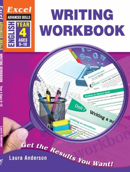 Excel Advanced Skills Workbooks: Writing Workbook Year 4