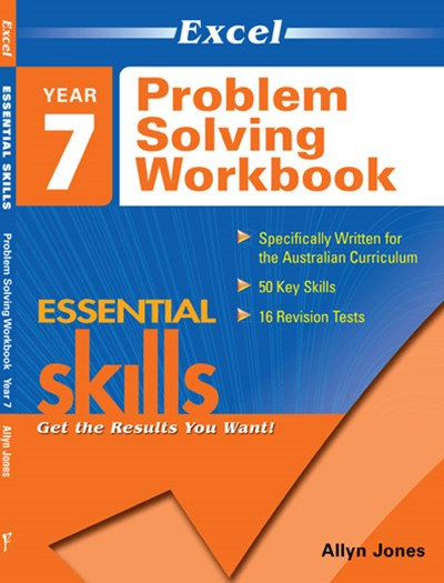 Excel Essential Skills: Problem Solving Workbook Year 7
