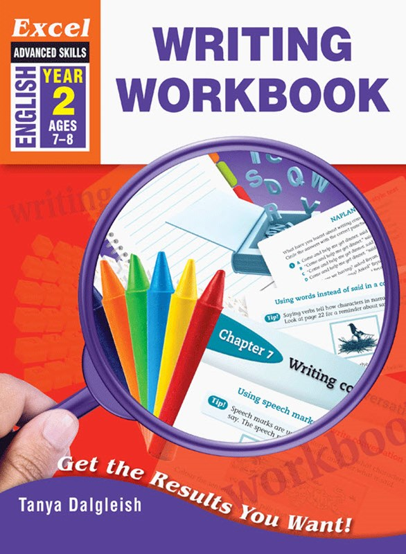 Excel Advanced Skills Workbooks: Writing Workbook Year 2