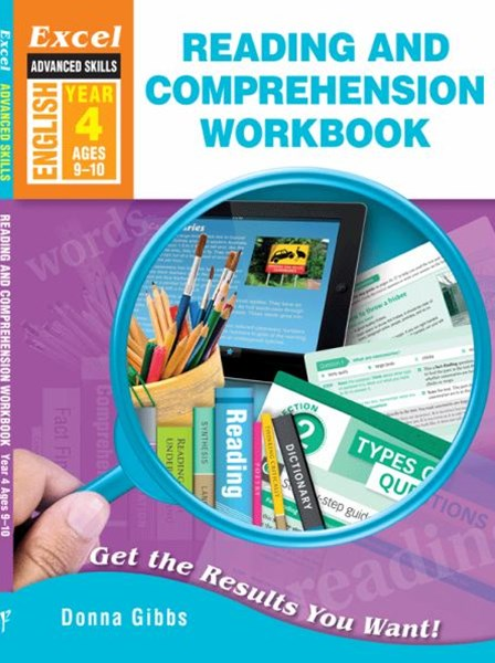 Excel Advanced Skills Workbooks: Reading and Comprehension Workbook Year 4