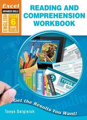 Excel Advanced Skills Workbooks: Reading and Comprehension Workbook Year 6