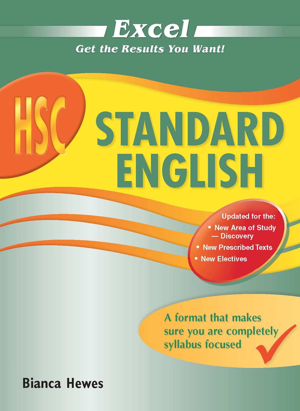 Excel Study Guide: HSC Standard English Year 12GÇônew for 2015 HSC English changes