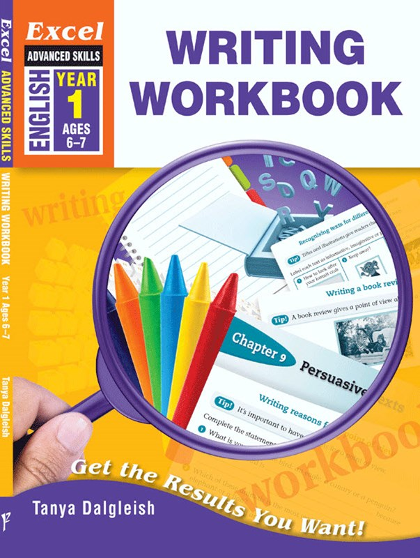 Excel Advanced Skills Workbooks: Writing Workbook Year 1