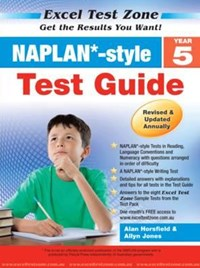Excel Test Zone NAPLAN-style Test Pack Year 5
