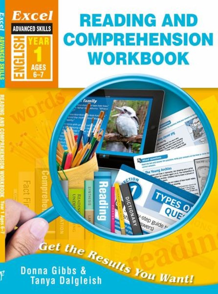 Excel Advanced Skills Workbooks: Reading and Comprehension Workbook Year 1