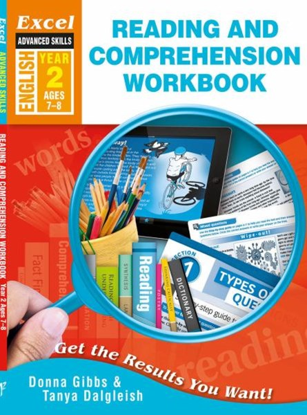 Excel Advanced Skills Workbooks: Reading and Comprehension Workbook Year 2