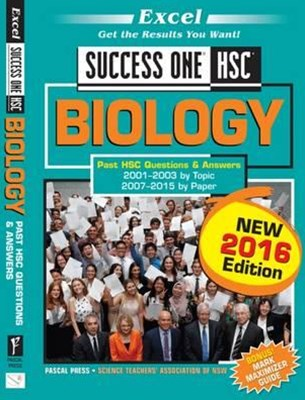 Excel Success One HSC Biology 2016 Edition