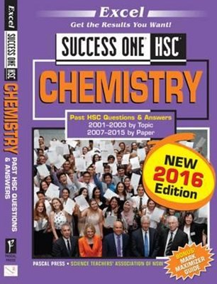 Excel Success One HSC Chemistry 2016 Edition
