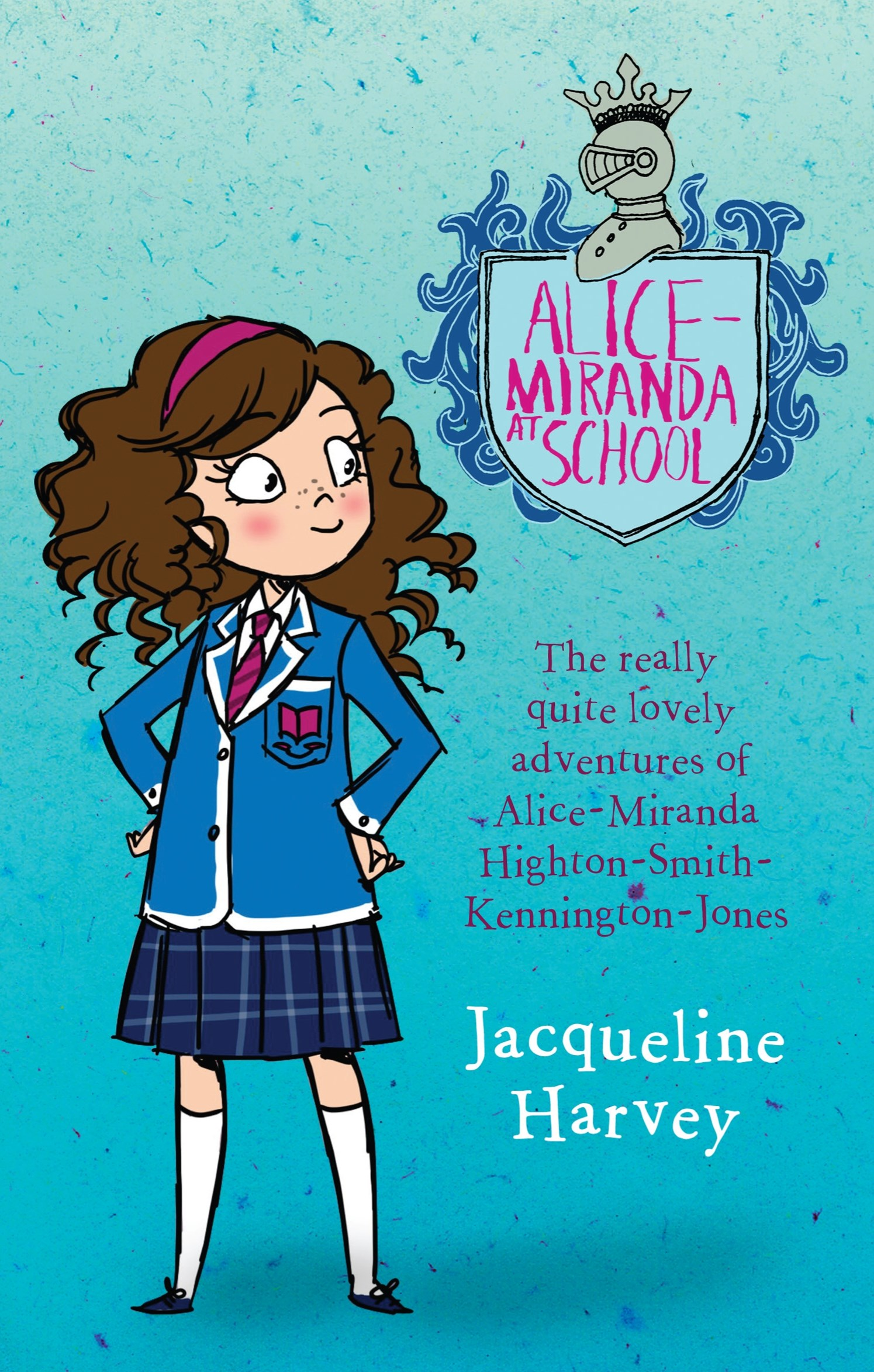 Alice-Miranda at School (Alice-Miranda Book 1)