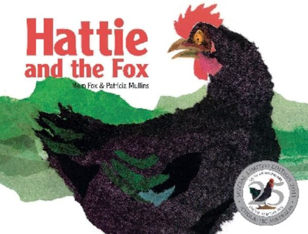Hattie And The Fox 25th Anniversary