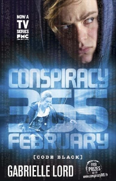 Conspiracy 365: #2 February Code Black Edition