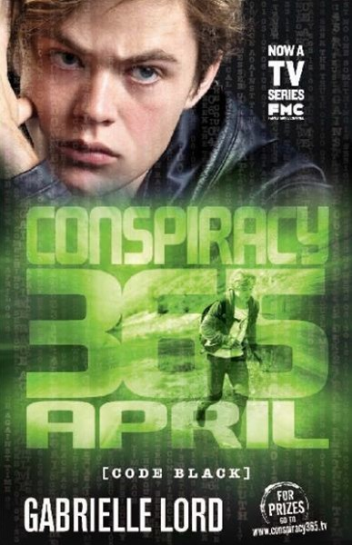 Conspiracy 365: #4 April Code Black Edition