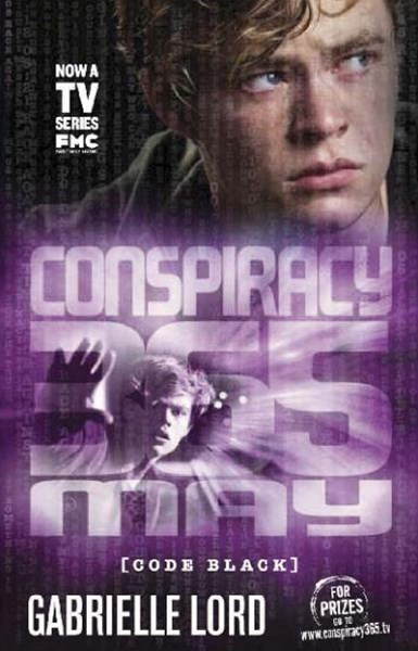 Conspiracy 365: #5 May Code Black Edition