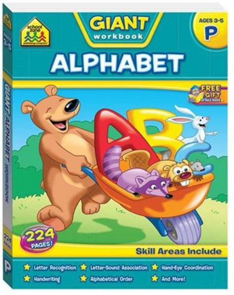 Alphabet Giant Workbook
