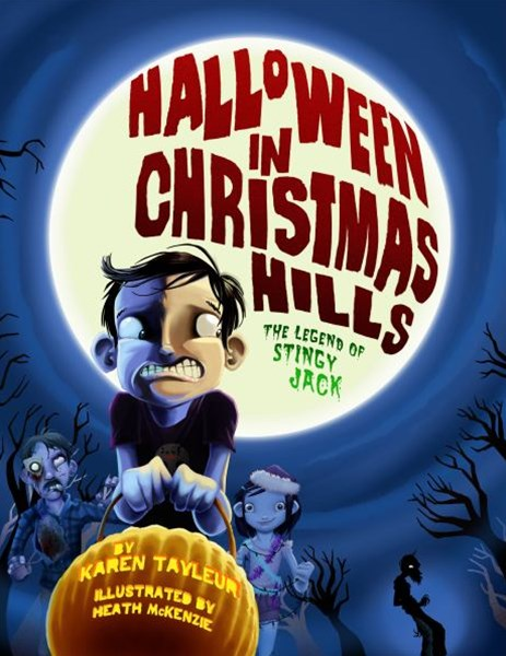 Halloween In Christmas Hills