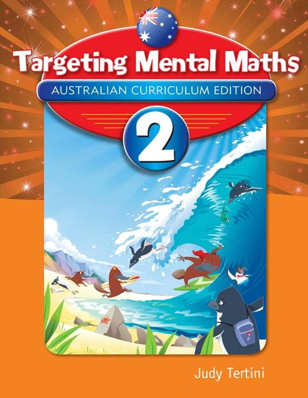 Targeting Mental Maths Australian Curriculum Edition Year 2