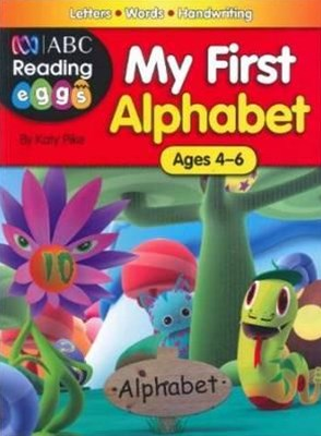 ABC Reading Eggs My First Alphabet Ages 4–6