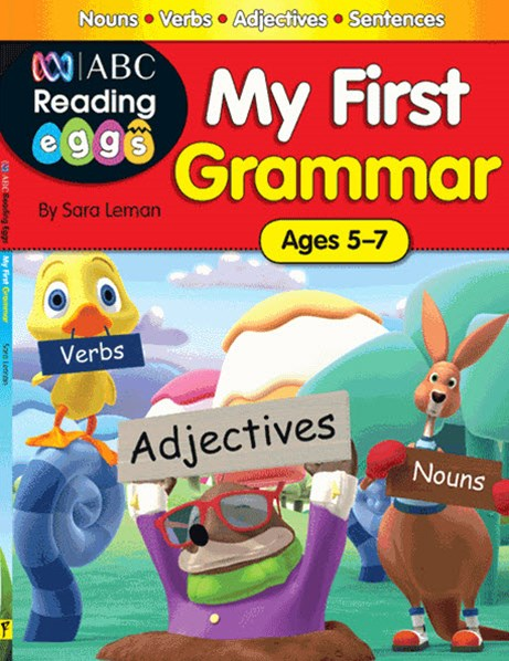 ABC Reading Eggs My First Grammar Ages 5–7