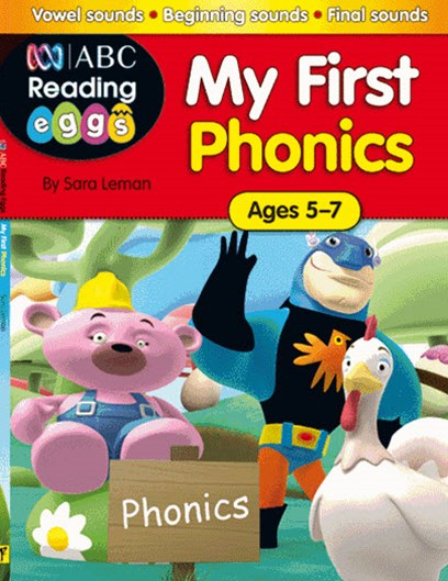 ABC Reading Eggs My First Phonics Ages 5–7