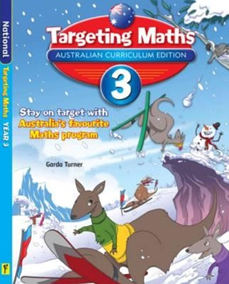 Targeting Maths Australian Curriculum Edition Student Book Year 3