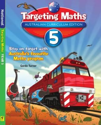 Targeting Maths Australian Curriculum Edition Student Book Year 5