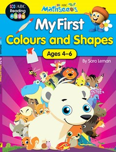 ABC Mathseeds My First Colours by Sara Leman (9781742153230) - PaperBack - Non-Fiction Early Learning