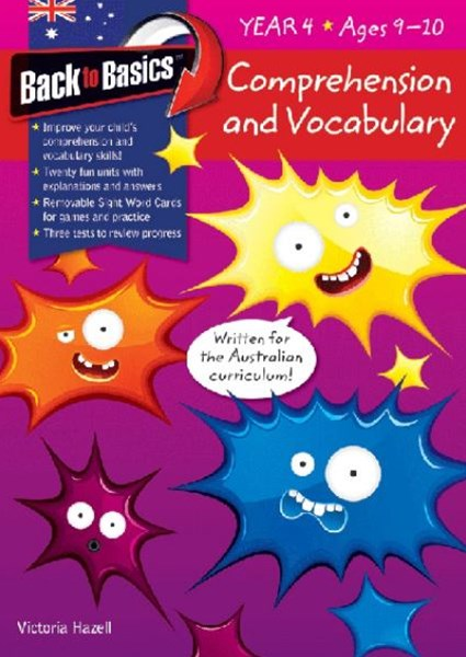 Blake's Back to Basics – Comprehension & Vocabulary Year 4