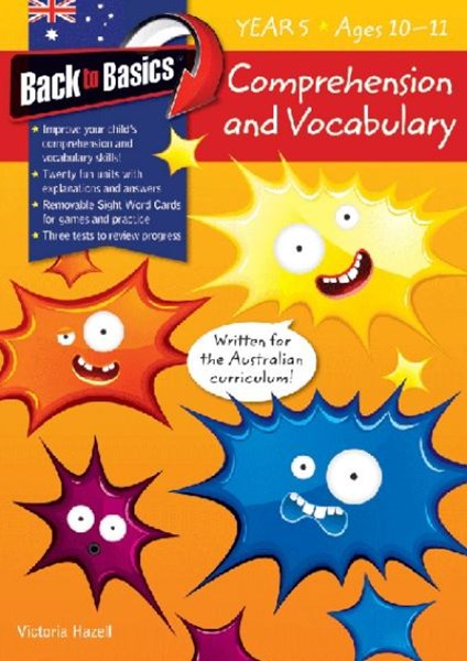 Blake's Back to Basics – Comprehension & Vocabulary Year 5