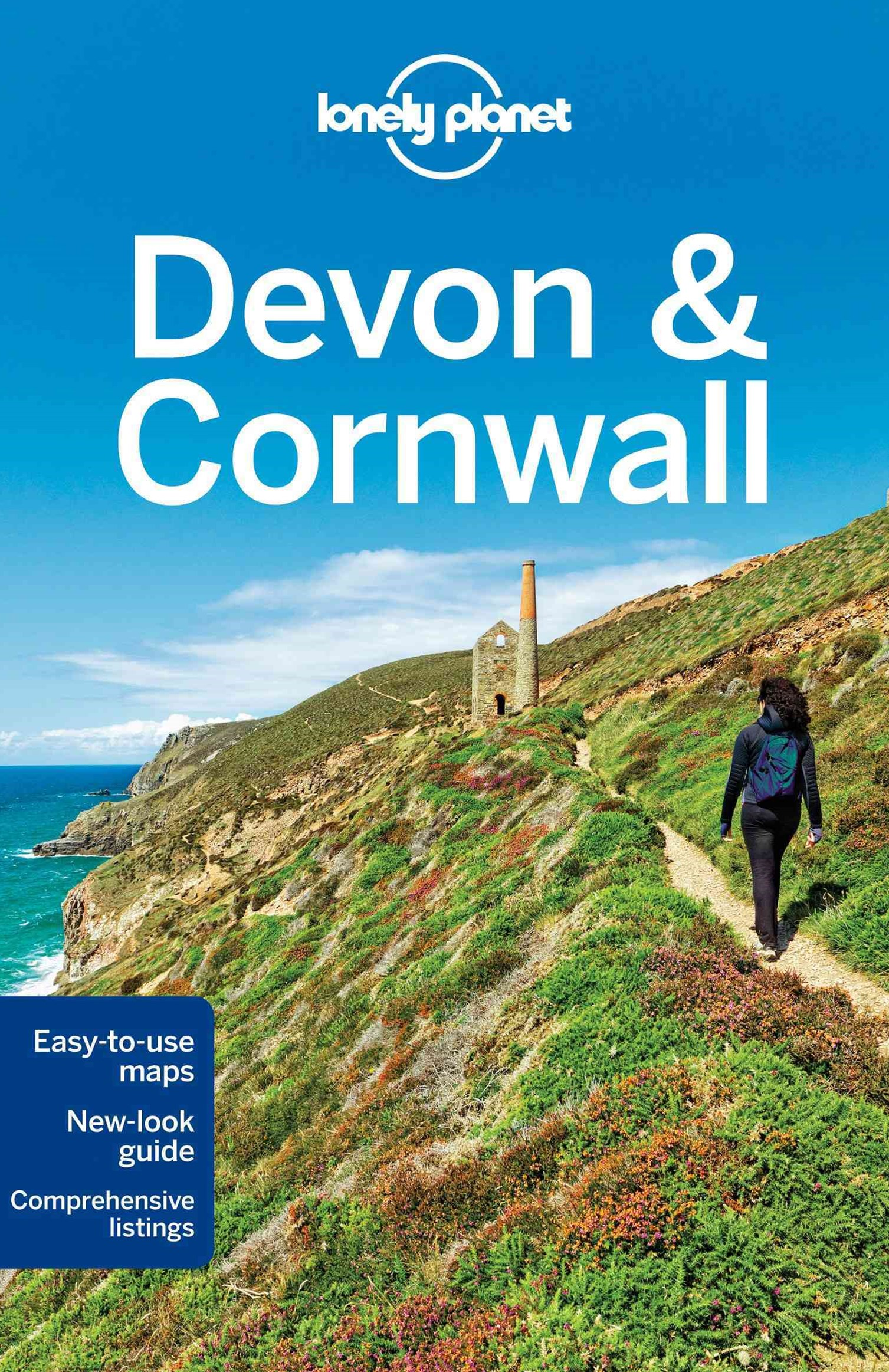 Lonely Planet - Devon and Cornwall