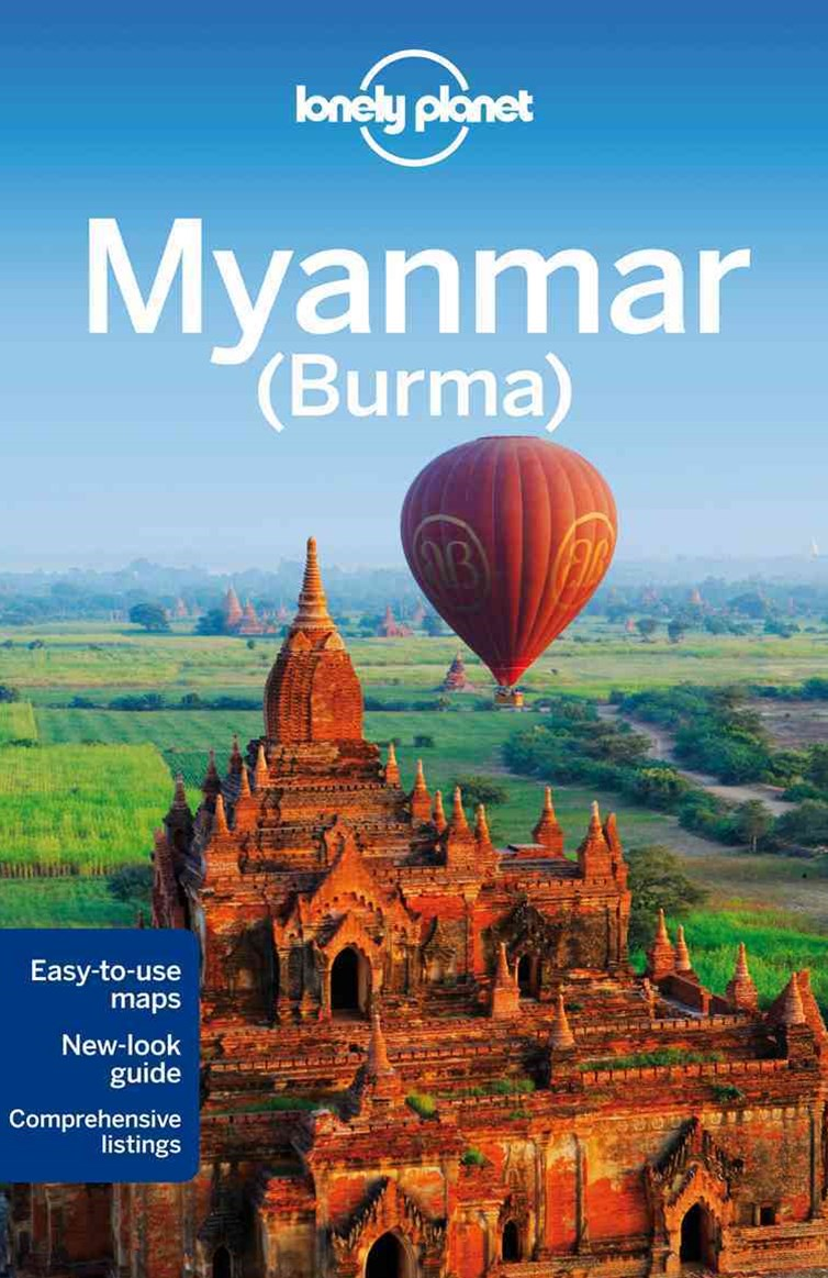 Lonely Planet Myanmar (Burma)
