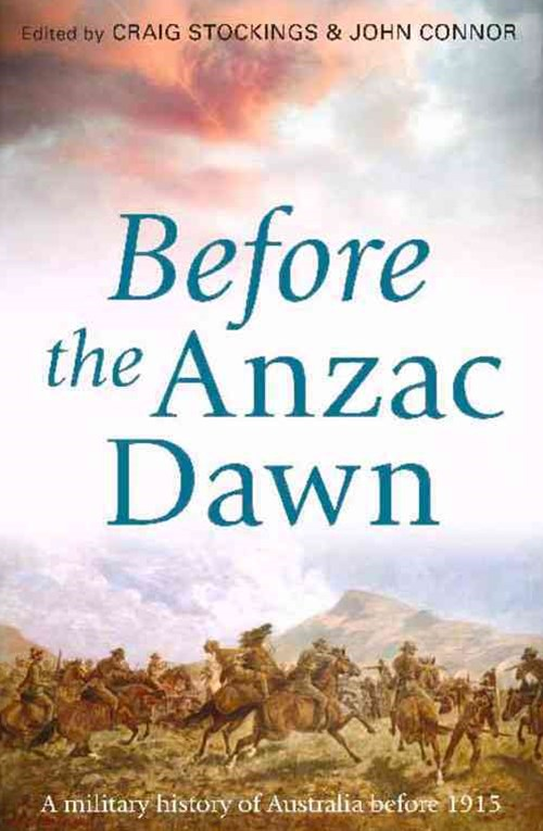 Before the Anzac Dawn
