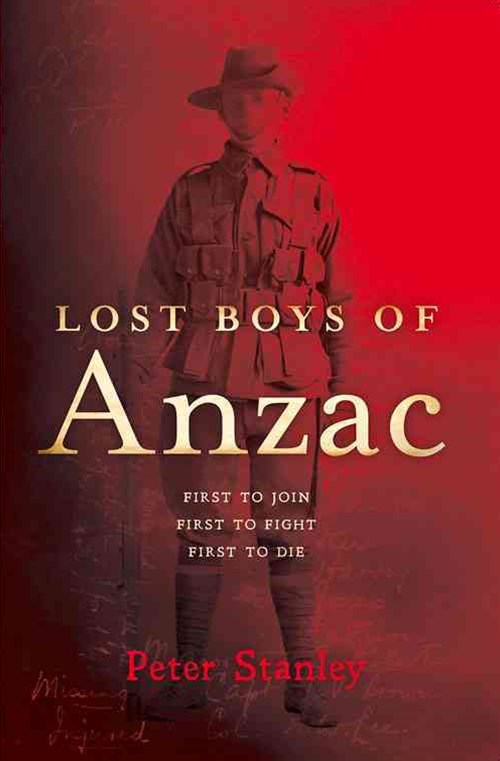 Lost Boys of Anzac