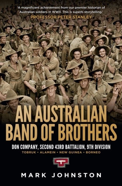 (ebook) An Australian Band of Brothers