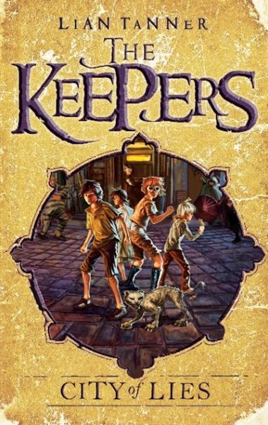 City of Lies: The Keepers 2